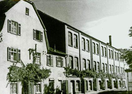Von der alten Schuhfabrik zur Kulturfabrik  Künstlerhaus